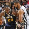 Al Jefferson, cerca de los San Antonio Spurs