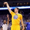 Klay Thompson quiere continuar en los Warriors