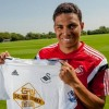 Jefferson Montero ficha por el Swansea City