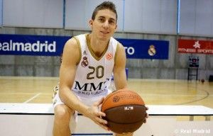 Jaycee Carroll (FOTO - Web Oficial Real Madrid)