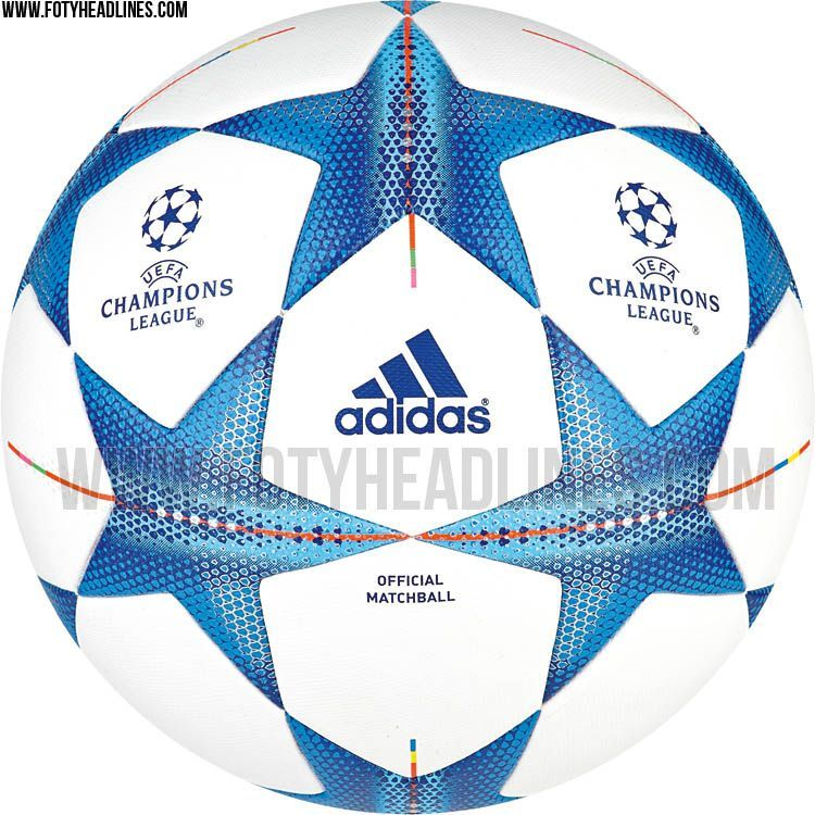Balón Champions League 2015 – 2016