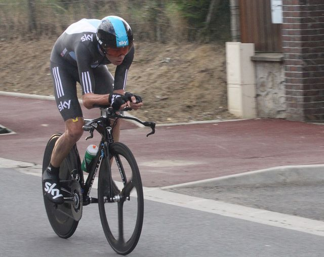 Chris Froome (FOTO - Brendan Ryan)